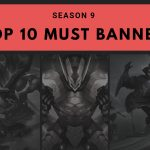 Top 10 Hero Wajib Banned Di Season 9 Ini