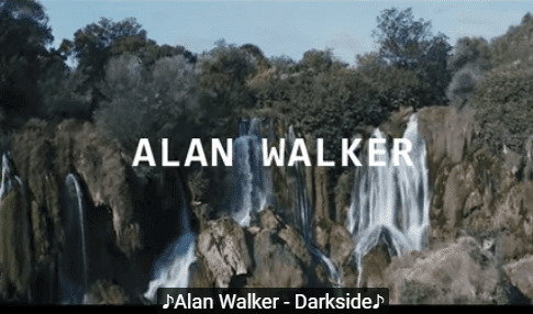 Not Angka Pianika Alan Walker – Darkside
