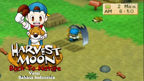 Nostalgia Bersama Game Harvest Moon Seru